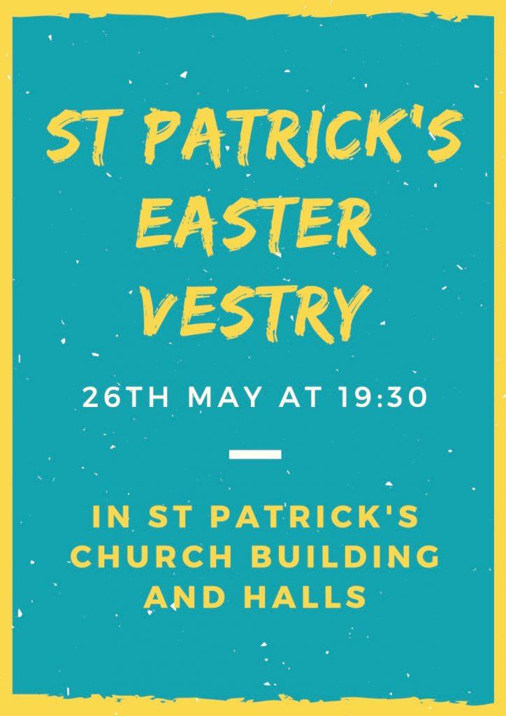 Easter Vestry